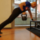 Rematore Bench Plank Row