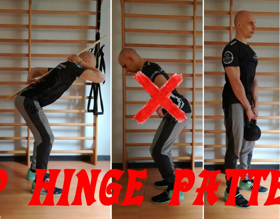 hip hinge pattern