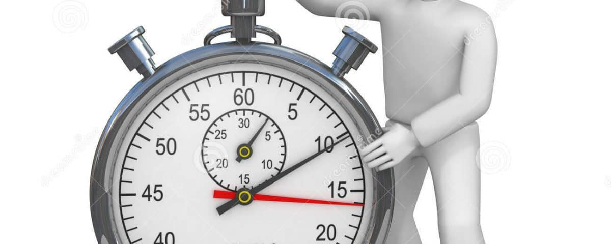 cronometro tempo